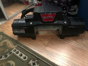 WARN WINCH 10S PLATINUM 10,000 LB BRAND NEW for Sale in El Cajon, CA