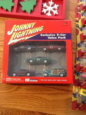 Jonny Lightning *2000* -New- 5-Pack for Sale in Bakersfield, CA