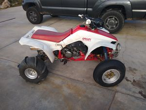 LOW HOUR 1986 Honda trx250r for Sale in Apple Valley, CA