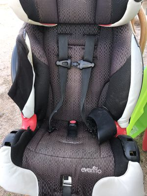 Evenflo secureKid harness car seat for Sale in Cave Creek, AZ