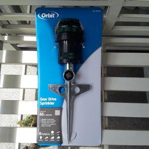 New Orbit Gear Drive Sprinkler for Sale in Tacoma, WA