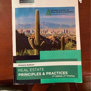 Arizona Real Estate Book for Sale in Phoenix, AZ