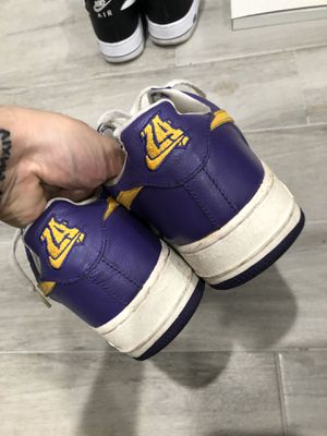 Special edition Kobe Air Force 1 for Sale in Ontario, CA