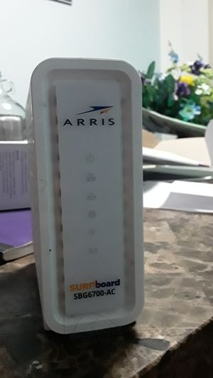 Arris Surfboard SBG6700AC MODEM/ROUTER for Sale in Springfield, MA
