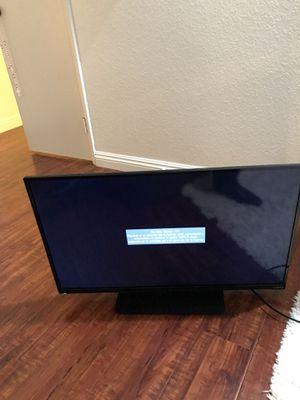 """32"""" vizio smart tv for Sale in Corona, CA"""