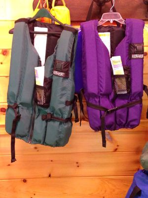 Choice of Perception Brand Hi-Float Life Jackets for Sale in Johnson City, TN
