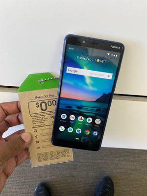 Nokia 3.1 plus for Sale in White Hall, AR