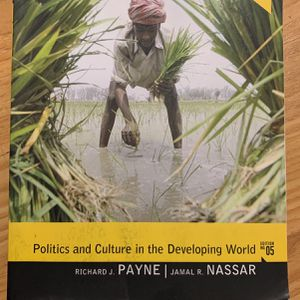 Politics And Culture In The Developing Works Edition 5 for Sale in Ontario, CA