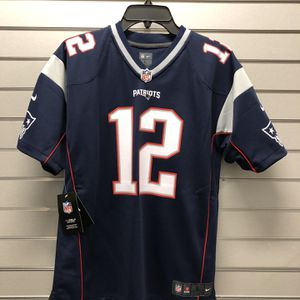 Tom Brady New England Patriots Youth Jersey for Sale in Fountain Valley, CA