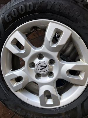 2002 Acura Mdx Tire and Wheel 235-65-17 for Sale in Affton, MO