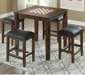 Well Universal 5-Piece Game Table Set for Sale in Detroit, MI