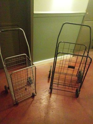 Foldable Laundry Carts for Sale in Hyattsville, MD
