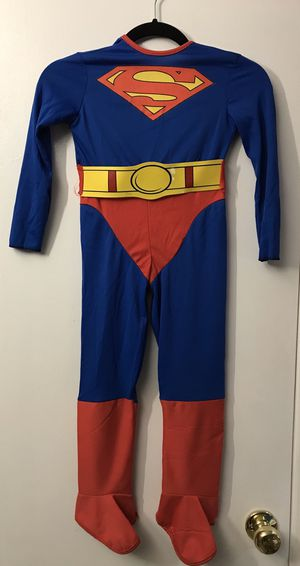 SUPERMAN Child Halloween Costume in Small for Sale in Temple City, CA