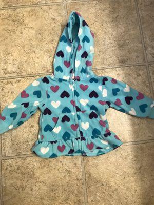 Girls 12mo Fleece Jacket for Sale in Mt. Juliet, TN