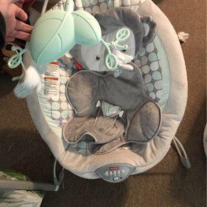 fisher price bouncer for Sale in Downey, CA