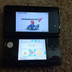 Nintendo 3DS Black for Sale in Federal Way, WA
