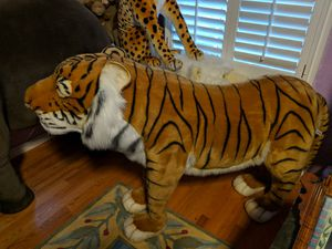 Large tiger stuffed animal for Sale in Alexandria, VA
