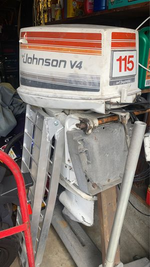 Johnson outboard 115 motor. for Sale in Torrance, CA