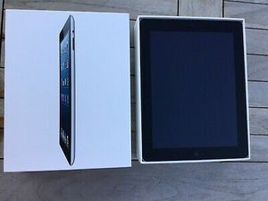 """Apple iPad 4, (Wi-Fi ONLY Internet access) Usable with Wi-Fi """"as like nEW"""" for Sale in Springfield, VA"""
