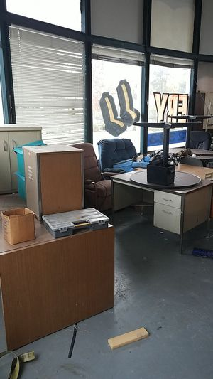 Used office furniture for Sale in SeaTac, WA
