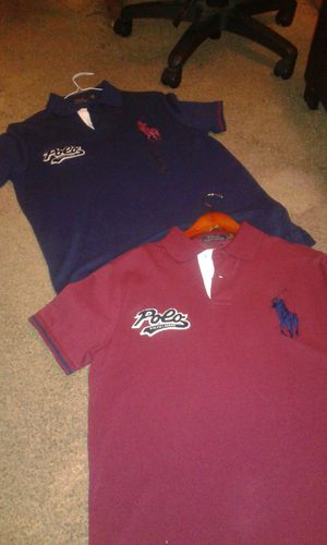 Rl polo shirts $100 need gone asap for Sale in Los Angeles, CA