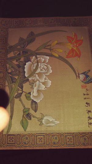 Old Japanese paintings plus first and second addition books for Sale in Pateros, WA