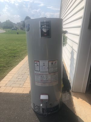 Bradford White Water Heater for Sale in Culpeper, VA