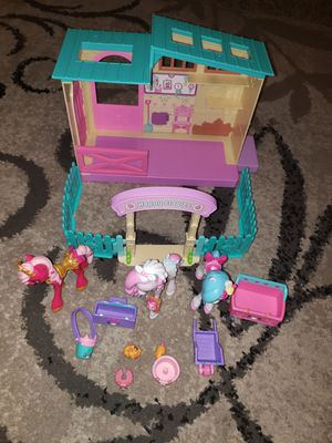 Happy place shopkins horse stable for Sale in Stockton, CA