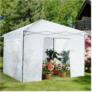 10x10 Indoor Outdoor Greenhouse Portable Tent for Garden Plants for Sale in ROWLAND HGHTS, CA