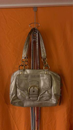 Coach handbag Light gold for Sale in Frisco, TX