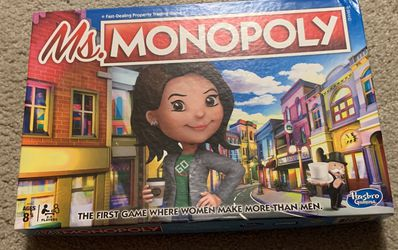 Ms. Monopoly Board Game for Sale in Arlington,  VA