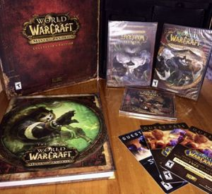 World of Warcraft Kit for Sale in Carmel-by-the-Sea, CA
