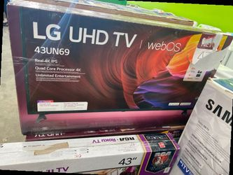 LG 43UN6920ZUA 43in tv🤯🤯🤯 LWU for Sale in Dallas,  TX