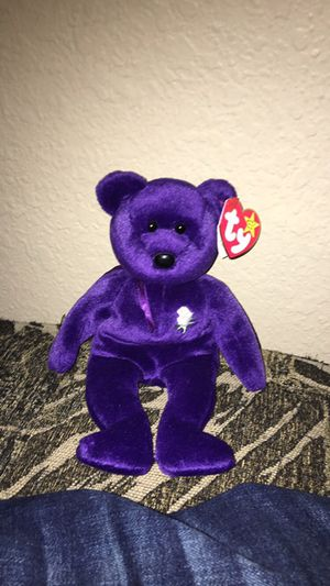 Princess Diana Beanie Baby for Sale in Bartow, FL