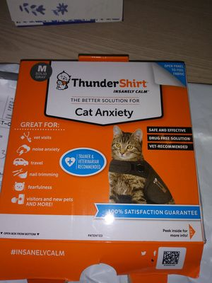 Medium size thundershirt for cat or dog. Never used. for Sale in Burlington, NC