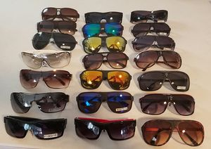 Sunglasses wholesale lot...all styles for Sale in Las Vegas, NV