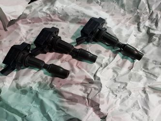 Ignition Coil Set Of 3 for Sale in Pasadena, TX