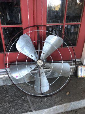 Antique Decorative Wall Fan for Sale in Lake Arrowhead, CA