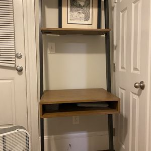 West Elm Ladder Shelf Desk for Sale in Boston, MA