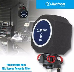 Alctron PF8 Studio Mic Screen Acoustic Filter Desktop Recording Wind Screen for Sale in Pomona, CA