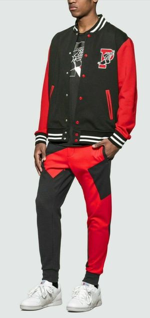 POLO RALPH LAUREN P-WING BASEBALL JACKET SIZE XL for Sale in Queens, NY