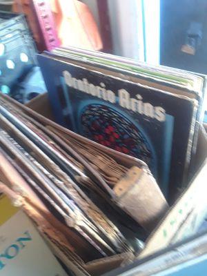Box of Records $5 for Sale in Rio Linda, CA