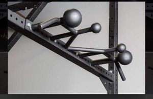Rogue Fitness Crown Pull-up attachment for ML rack for Sale in Burke, VA