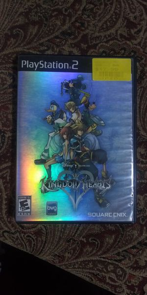 Kingdom Hearts 2 (PlayStation 2) for Sale in Irving, TX