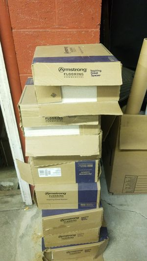 Armstrong Commercial Flooring. NEW for Sale in Lawrence, MA