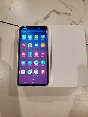 Samsung s10 plus 128 gb at&t full paid factory unlock for all carriers including metropcs for Sale in Fair Oaks, CA