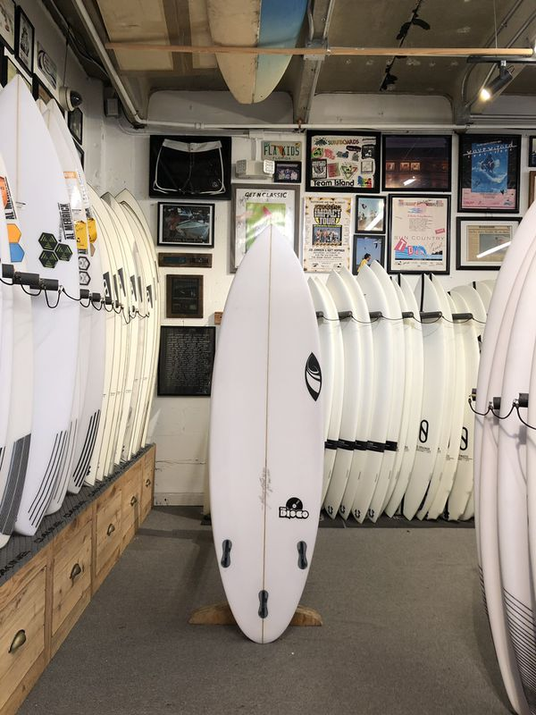 "6'0"" Sharp Eye Disco Surfboard; New"