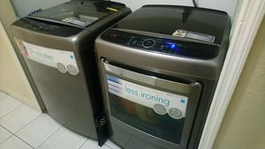 Kenmore Elite - Washer & Dryer for Sale in Hialeah, FL