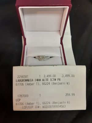 New ring 1000 off!!! for Sale in Portland, OR