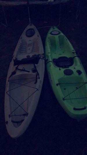 10' & 12' Fishing Kayaks for Sale in San Antonio, TX